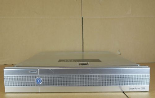 Cisco IronPort C350 - Xeon 5130 2 x 146GB Email Security Appliance 2U Rackmount